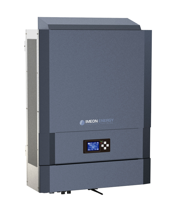 dreiphasiger photovoltaischer Hybrid-Wechselrichter IMEON ENERGY 9.12