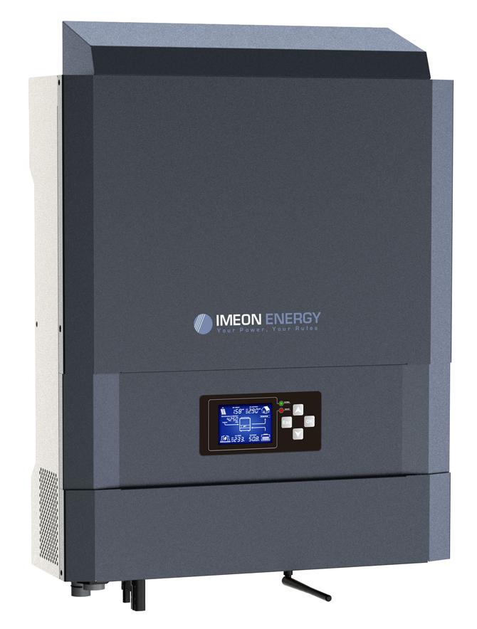 IMEON ENERGY - Hybridwechselrichter IMEON 3.6